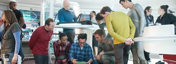 STAR TREK INTO DARKNESS : J.J. ABRAMS RÉVÈLE UN TITRE ALTERNATIF