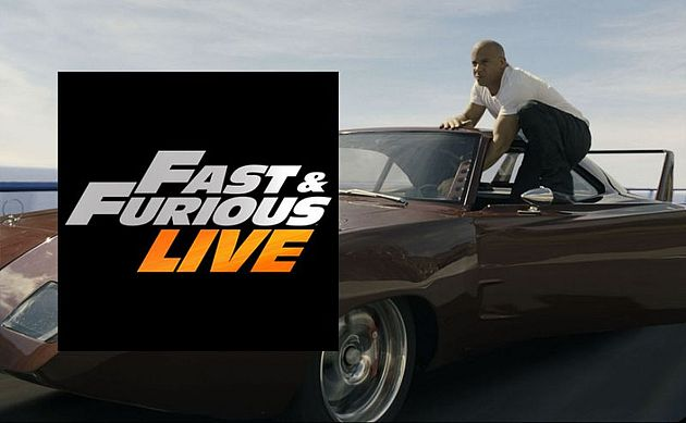 fast furious live l 39 annonce motoris e d 39 universal unification france. Black Bedroom Furniture Sets. Home Design Ideas