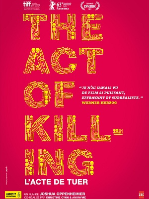 The act of killing l 39 acte de tuer la critique - Comment tuer un arbre sans le couper ...